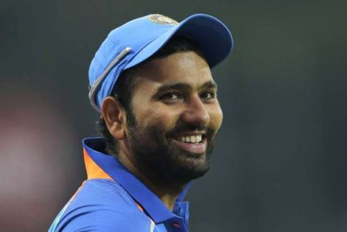 Rohit Sharma was turned into an opener by Mahendra Singh Dhoni