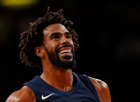 Mike conley Jr. continues to shine for the Memphis Grizzlies