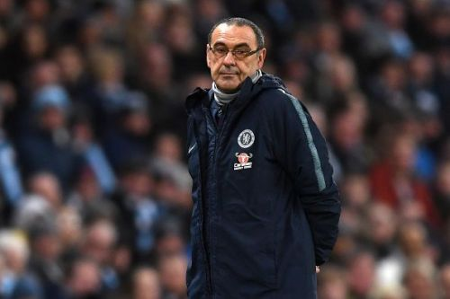 Jamie Carragher criticized Maurizio Sarri for converting Chelsea into Arsenal