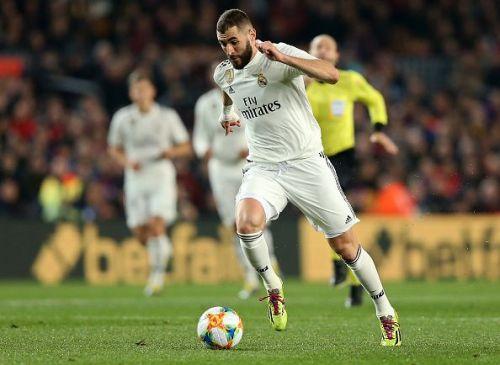 Karim Benzema - Banging in goals once again