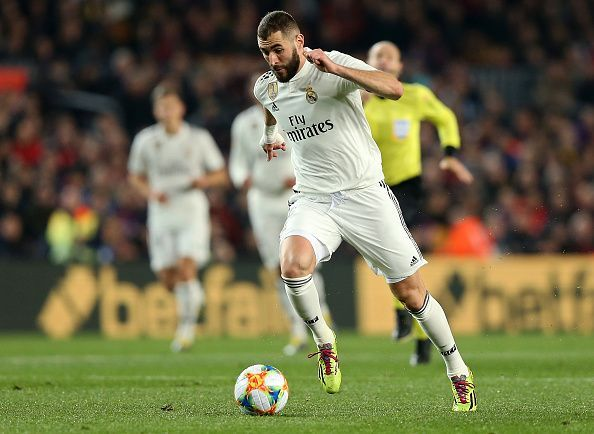 Karim Benzema - Banging in goals once again