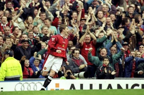 Ole Gunnar Solskjaer, the master of changing a match as a substitute