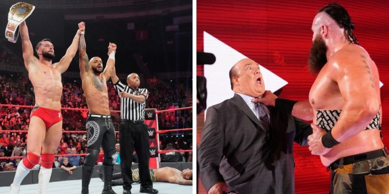 An epic episode of RAW