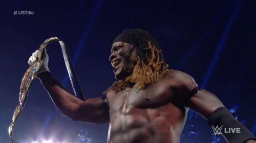 R-Truth is current the US Champion.