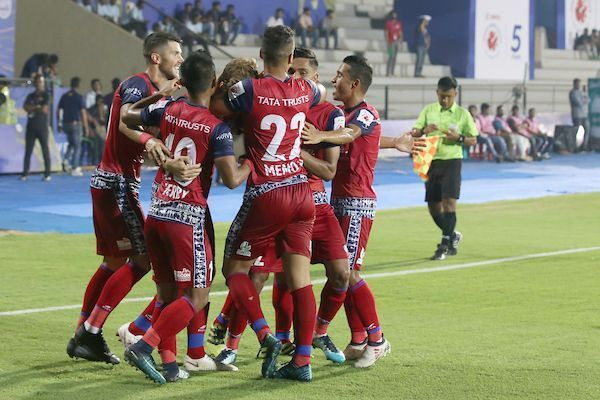 Jamshedpur FC will be looking to keep their playoff hopes alive with a win [Image: ISL]