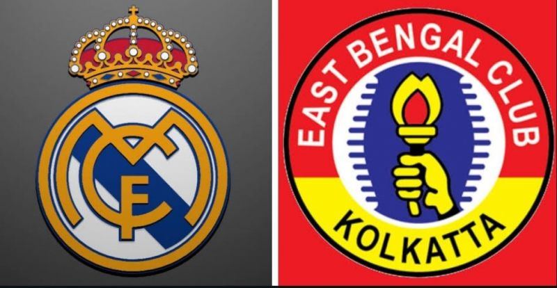 East Bengal and Real Madrid entered into a short-term partnership