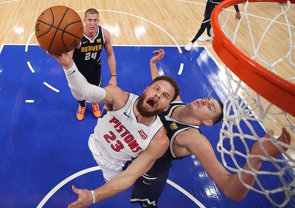 Detroit Pistons are trending upwards of late, powered by their All-Star, Blake Griffin