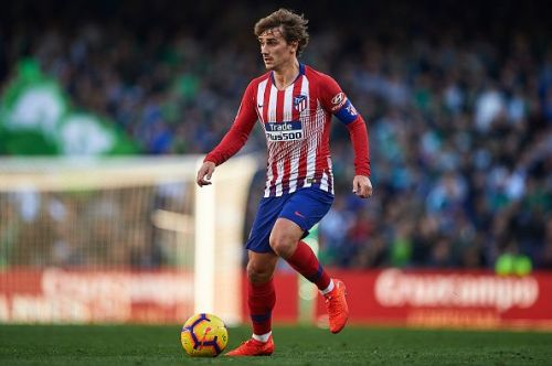 Does Griezmann make our combined eleven?