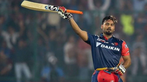 Rishabh Pant has been consistent for India.
