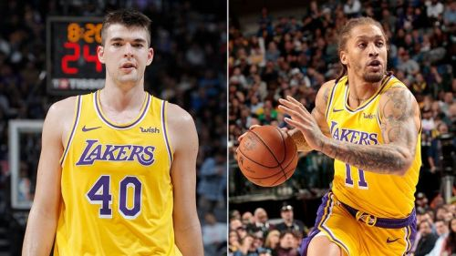 Ivica Zubac was coming into his own, before getting packed and shipped.