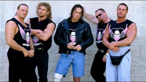 The Hart Foundation circa 1997