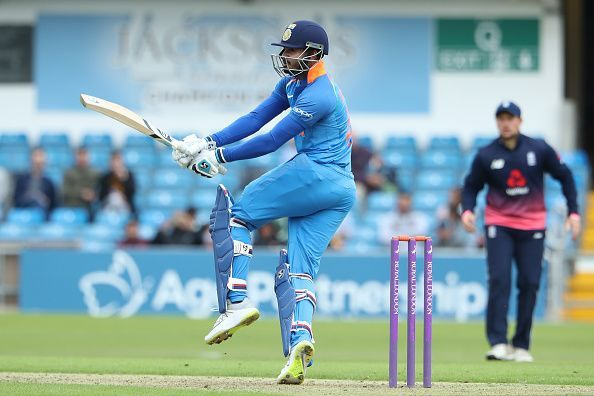 Shreyas Iyer holds the record for the highest score by an Indian in T20