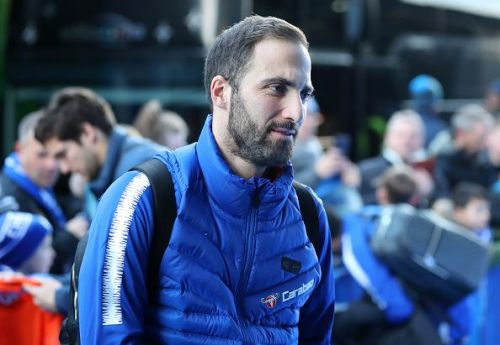 Higuain has opened up about why he reunited with Maurizio Sarri at Chelsea last month.
