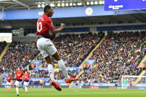 Rashford is flying high