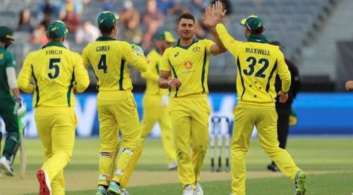 Aaron Finch men aim to begin the Asian journey on a high.