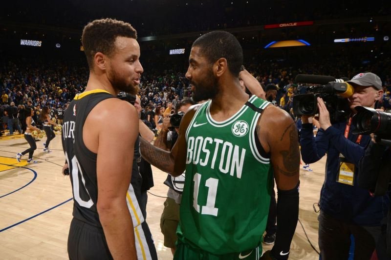 3259434d3472 Kyrie   Steph are two of the best ball-handlers the league has ever produced