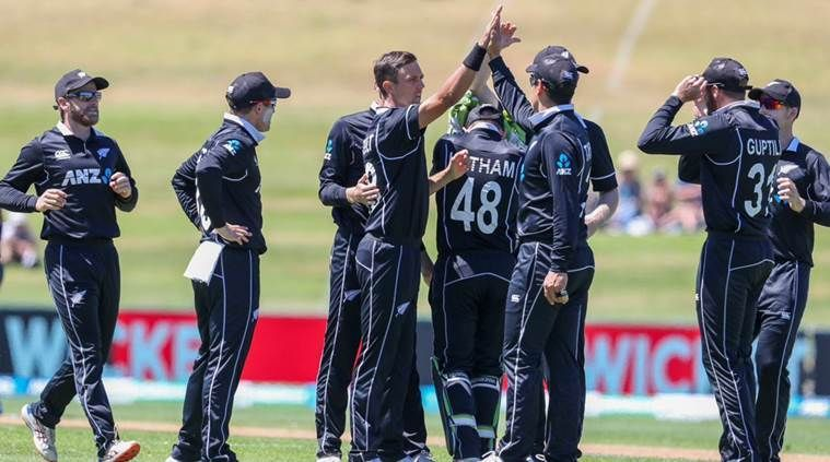 On song New Zealand eyes clean sweep over depleted visitors.