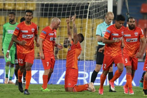 FC Pune City hold ATK to end the two-time ISL champions playoff hopes (Image Courtesy: ISL)