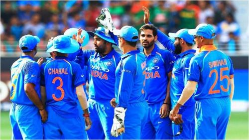 India will want to draw first blood in the limited-overs series