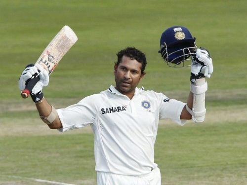 Sachin became the first man to reach 50 Test hundreds