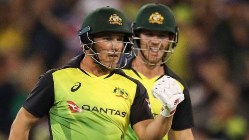 Aaron Finch has a lot of work ahead of him in this series