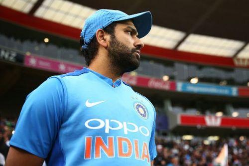 New Zealand v India - International T20 Game