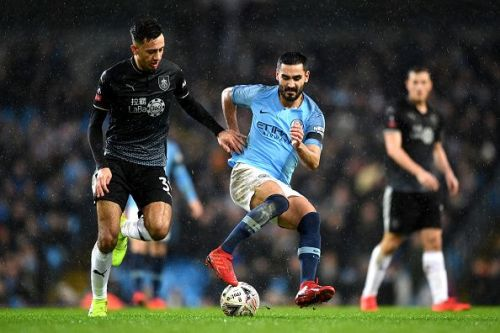 Do Man City already have Fernandinho's replacement?