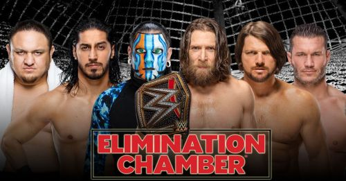 Mustafa Ali and Samoa Joe will enter this year's Elimination Chamber. But which WWE superstars have never been inside the barbaric structure?