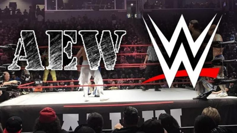 The landscape of WWE and AEW may change greatly once April 2019 ends
