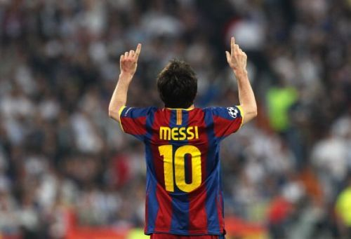 Leo Messi has scored the most goals against Real Madrid as a Barcelona player.