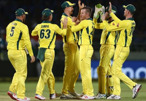 Australia beat the odds to clinch the T20I series on Indian soil