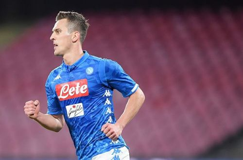 SSC Napoli v UC Sampdoria - Serie A