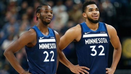 Timberwolves offered a five-year/$190M extension to KAT this past offseason.
