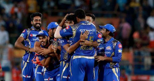 Bumrah against Gujarat in 2017