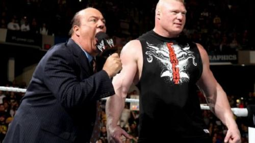 Could we see Brock on SmackDown Live?