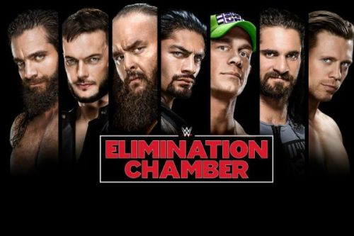 The 2018 version of the Chamber featured seven men instead of the usual six