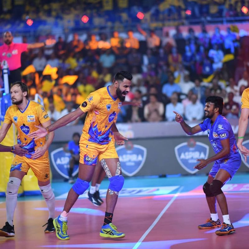 Chennai Spartans pulled off a stunning comeback win in the semis over Kochi