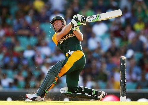 AB De Villiers shocked the world with his retirement from the international game