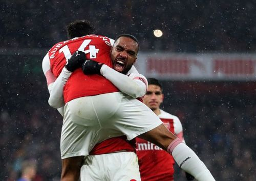 Akexandre Lacazette and Pierre-Emerick Aubameyang will be key to Arsenal's fortunes