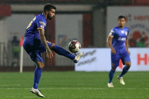 Machado could not fire for the Islanders (Image Courtesy: ISL)