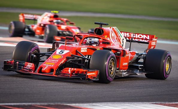 Ferrari had a clear number one and two in Vettel and Kimi Raikkonen for the past four seasons but all of that is set to change with the arrival of Leclerc