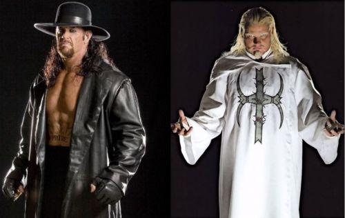 This was the original plan heading into WrestleMania 21