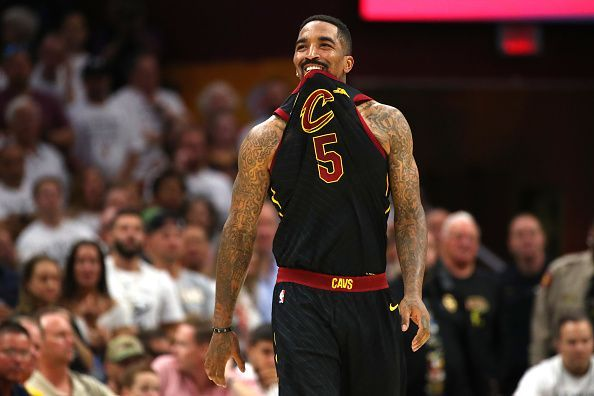 NBA Buyout Rumors: J R  Smith buyout unlikely, Cavs want to