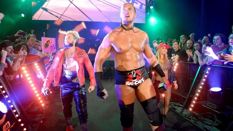 Enzo with Big Cass