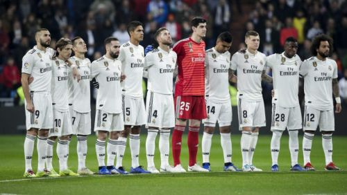 Real Madrid is high on morale following fine form in the recent games.