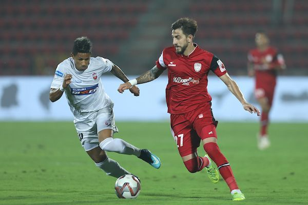 A fiercely fought contest ended in a tie [Image: ISL]