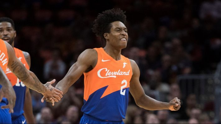 Collin Sexton was Cleveland