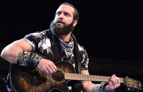 Elias will wrestle Jarrett in a historic match