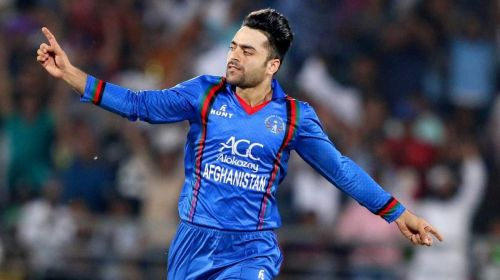 Afghanistan's hopes in the World Cup will be riding on Rashid Khan