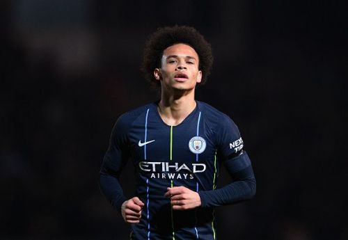 Leroy Sane has been brilliant for Manchester City this season